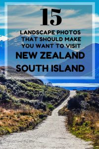 15 landscape photos that should make you want to visit New Zealand, South Island