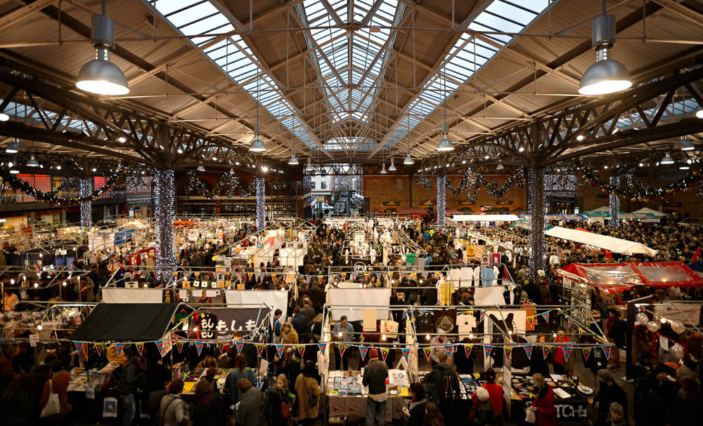 Spitalfields Market, London. 10 Reasons why we think London is Awesome.
