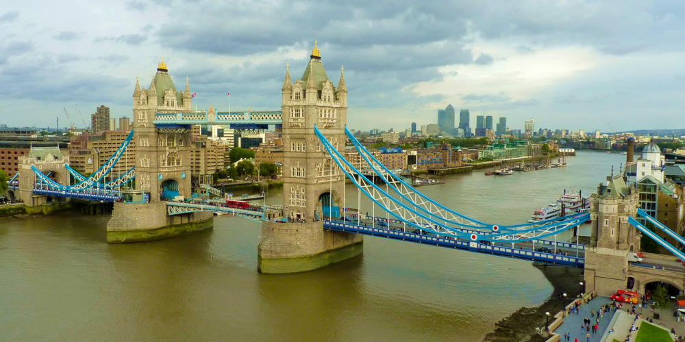 London Tower Bridge. 10 Reasons why we think London is Awesome.