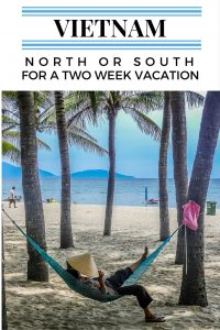 In this post we discuss the options of visiting North and South Vietnam if you only have a couple of weeks to spare. Unfortunately two weeks is not enough time to cover both.