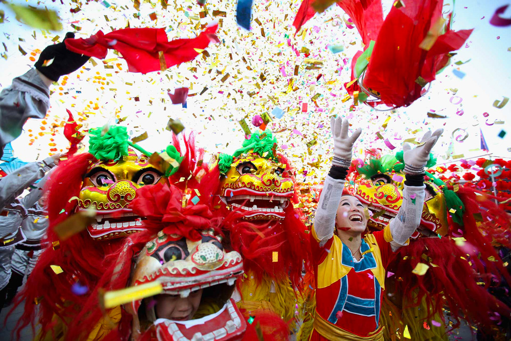 Chinese New Year - London. 10 Reasons why we think London is Awesome
