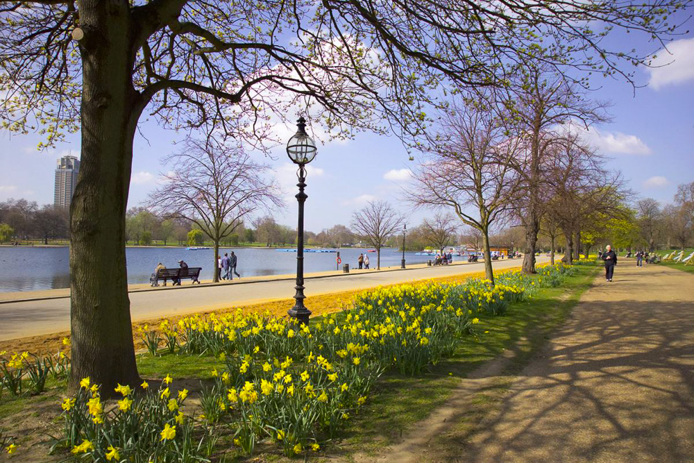 Hyde Park, London. 10 Reasons why we think London is Awesome.