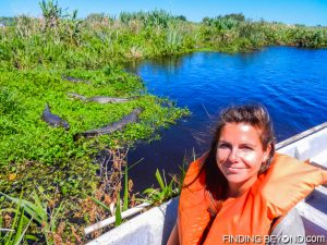 At the Ibera Wetland region in Argentina. Early Mini Retirement - Why Everyone Should Do It.