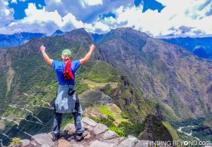 Overlooking Machu Picchu. Early Mini Retirement - Why Everyone Should Do It.