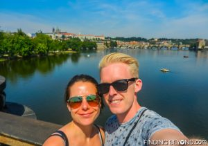 Summer in beautiful Prague, Czech Republic. Tips on How to Save Money for Travel.
