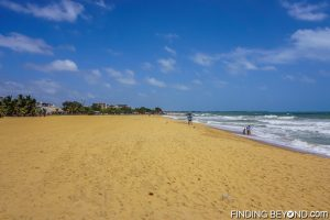 Negombo Beach, Sri Lanka. Things to do in Negombo Beach? Don't Expect Much.