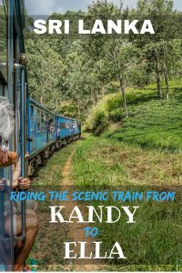 Our experience riding the Sri Lanka Railway Kandy to Ella train. Many say the train from Kandy to Ella is the word's most scenic. If you get a seat!