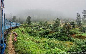 Riding the Scenic Kandy to Ella Train - Sri Lanka Railway.