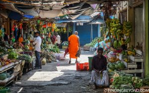 Kandy market. Kandy, Sri Lanka. Top 5 Things to do in Kandy City in One Day.