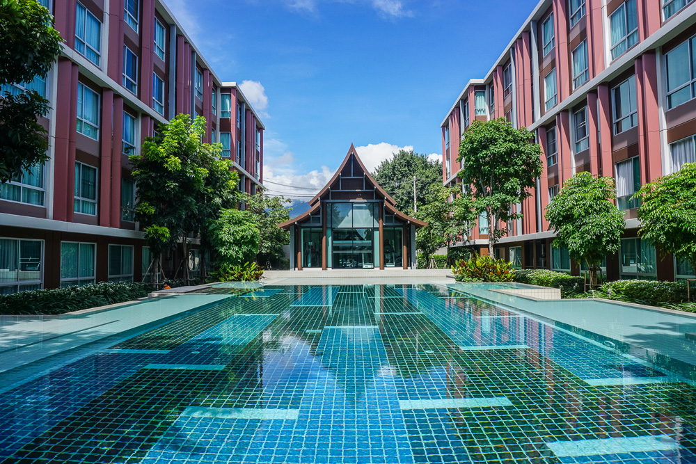 How to find and rent apartments in chiang mai finding beyond for Chiang mai house for rent swimming pool