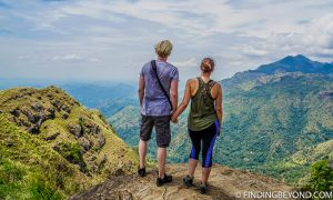 Mountains in Sri Lanka - Little Adams Peak: A Photo Journey.