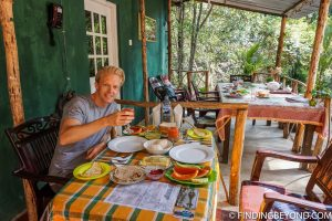 Cheers to the amazing breakfasts! Things to do in Ella, the beautiful Sri Lanka Hill country base town. Including the best walks, restaurant recommendations and accommodation.