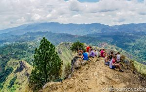 Top of Ella Rock. Things to do in Ella, the beautiful Sri Lanka Hill country base town. Including the best walks, restaurant recommendations and accommodation.