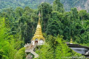 Wat Tham Pha Plong. Top 10 Things to do in Chiang Dao.