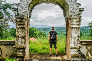 Golden Temple views. Top 10 Things to do in Chiang Dao.