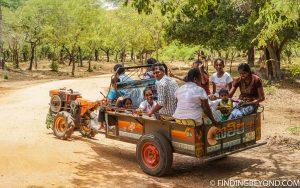 Friendly Sri Lankan People
