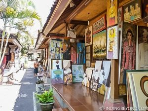 Ubud Art Gallery Shop