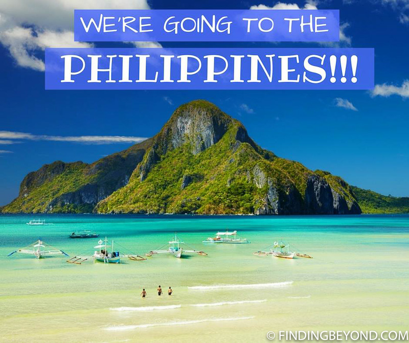 We're going to the Philippines picture