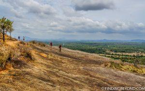 Top of Pidurangala Rock