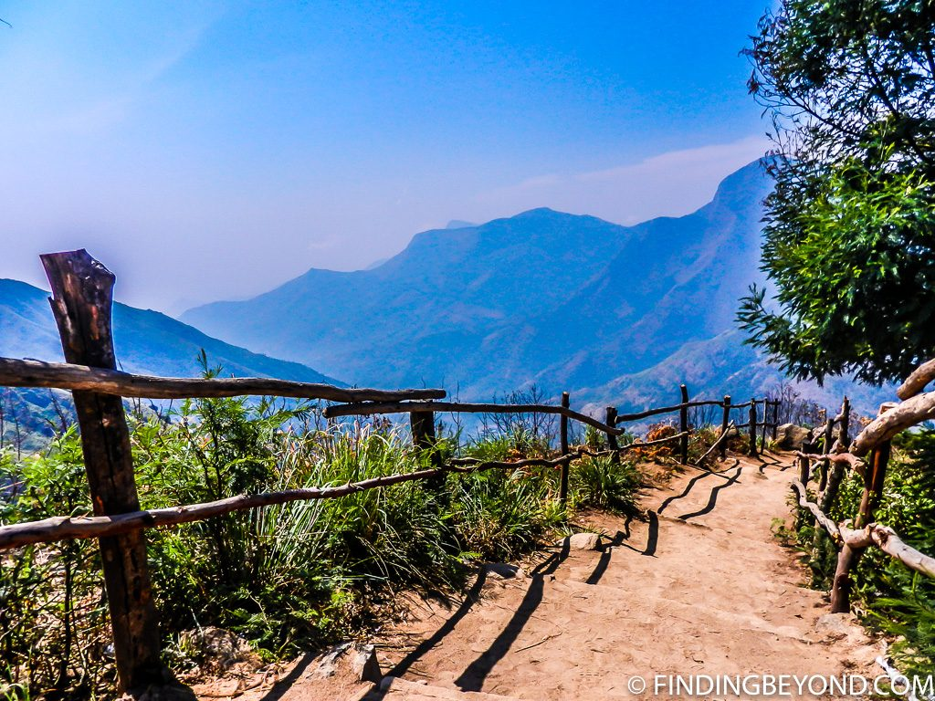 Indian photo of Munnar Mountains