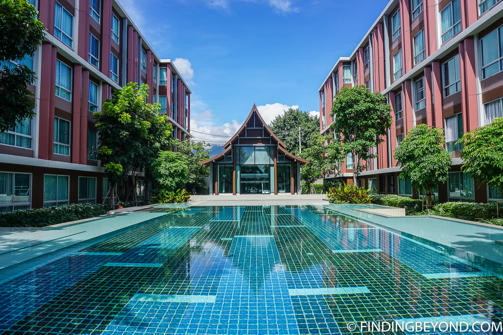 Finding Beyond in Chiang Mai D'Vieng Condo