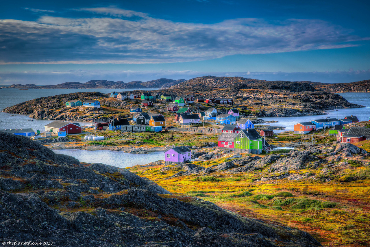 Greenland Top Travel Bloggers Destination 2017
