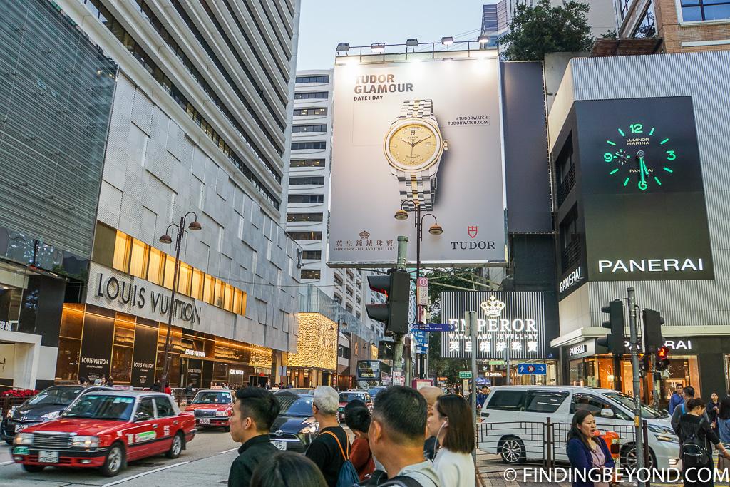 Things to do in Kowloon Hong Kong Shopping Tsim Sha Tsui