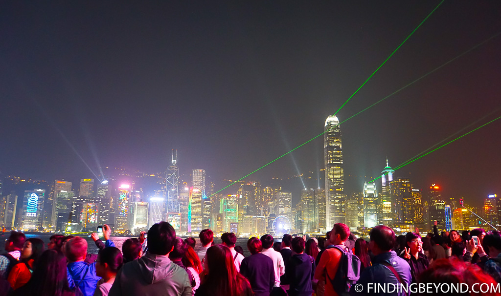 Things to do in Kowloon Hong Kong Symphony of Lights