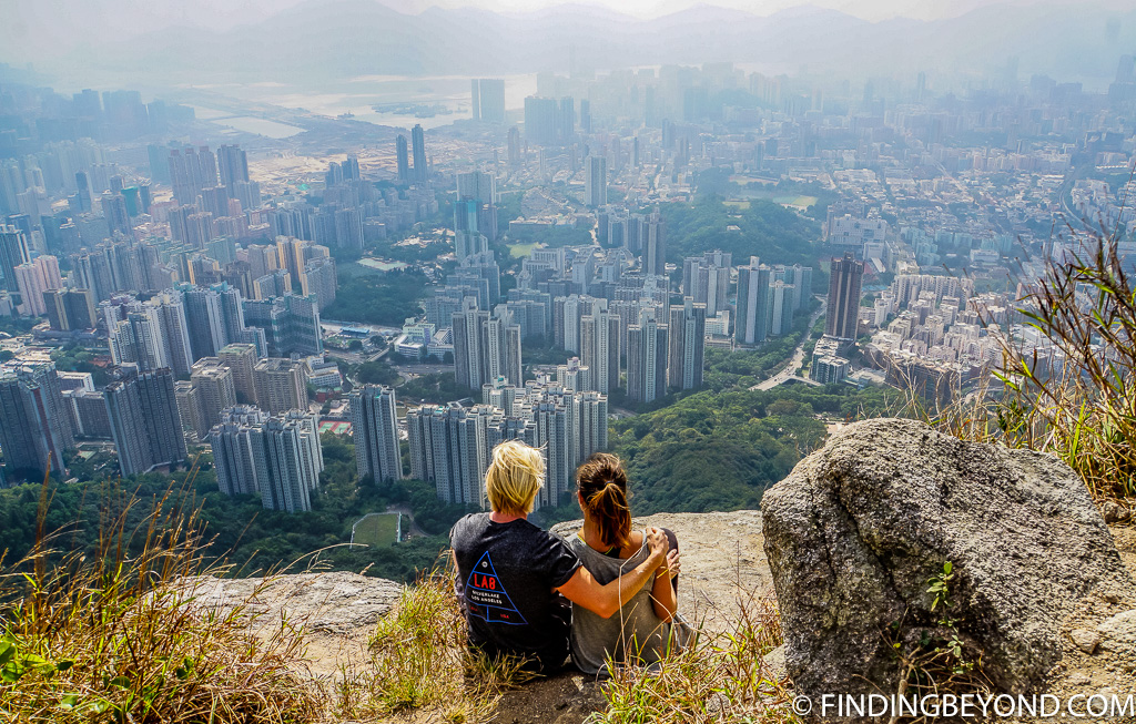 Things to do in Kowloon Hong Kong Lion Rock