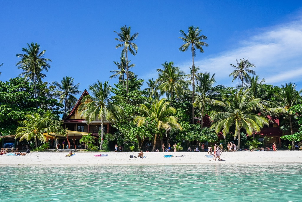 Alona Beach - Bohol Attractions Best Places In Bohol Philippines