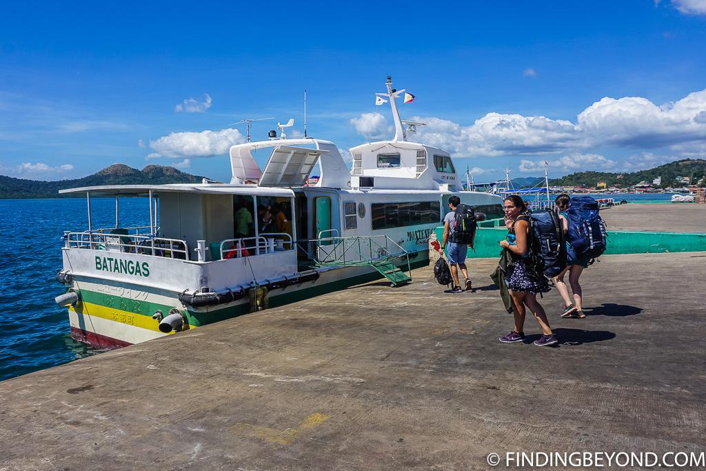 El Nido Island Camping