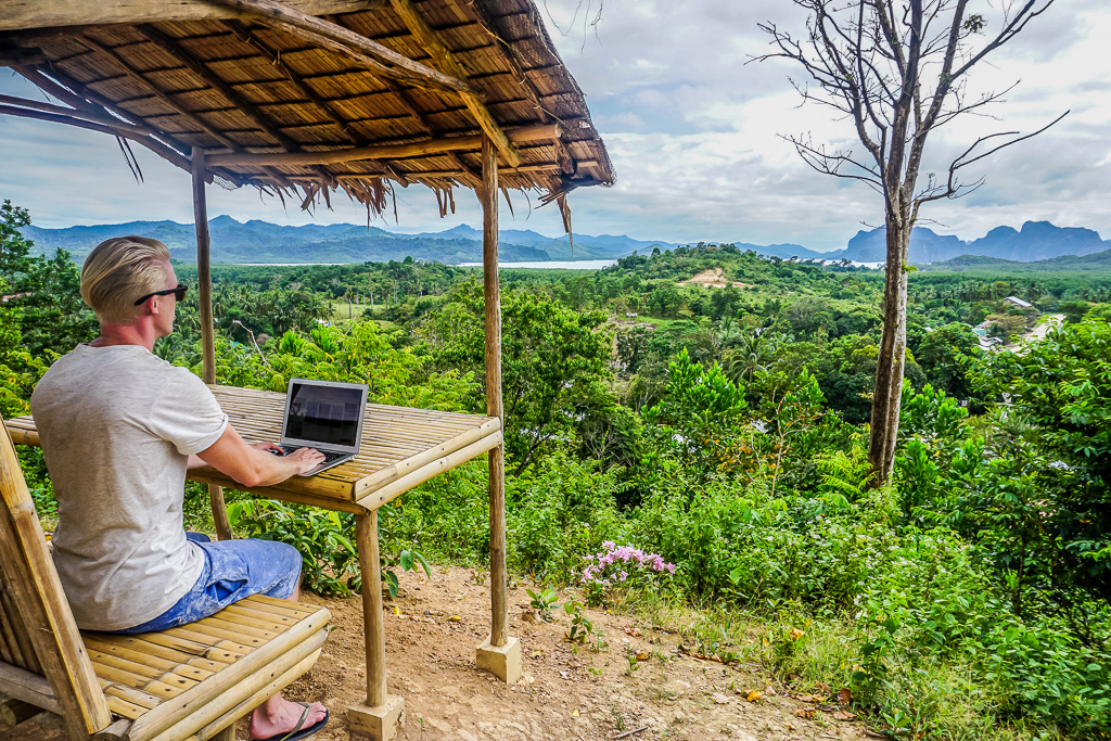 Being a Digital Nomad in El Nido