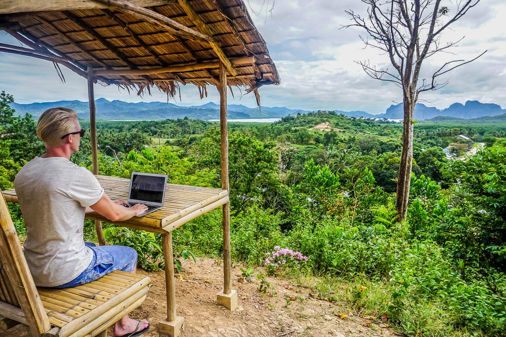 Being a Digital Nomad in El Nido