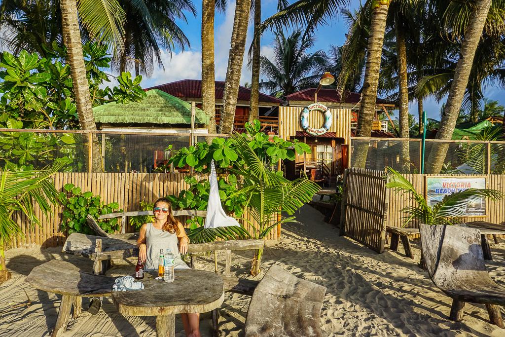 Victoria Beach House at Long Beach San Vicente Palawan Alimanguan