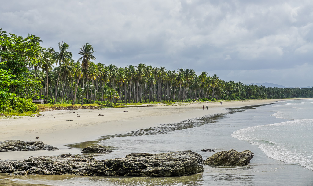 Tagpis Beach on Long Beach San Vicente Palawan