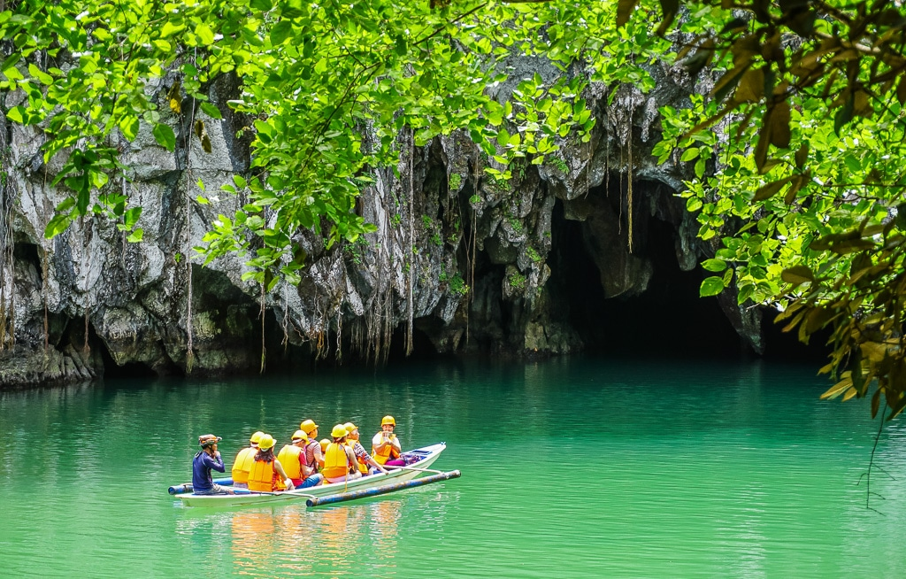 Underground River Tour Price