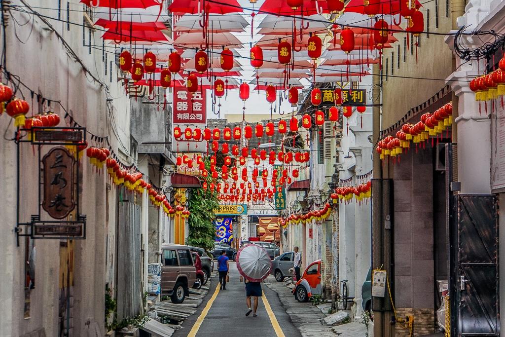 Visit Ipoh Old Town Perak Malaysia