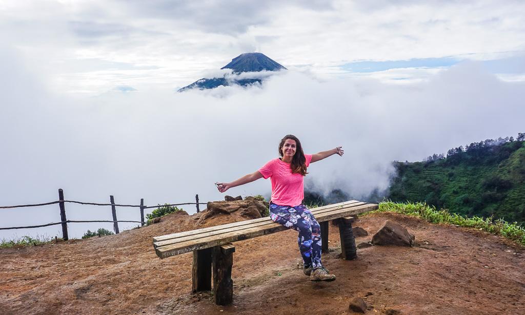 Dieng Plateau Sunrise DIY Walking Tour Java Indonesia