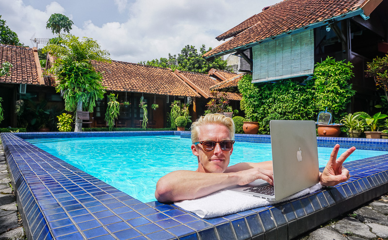 Digital Nomad Desires Finding Beyond