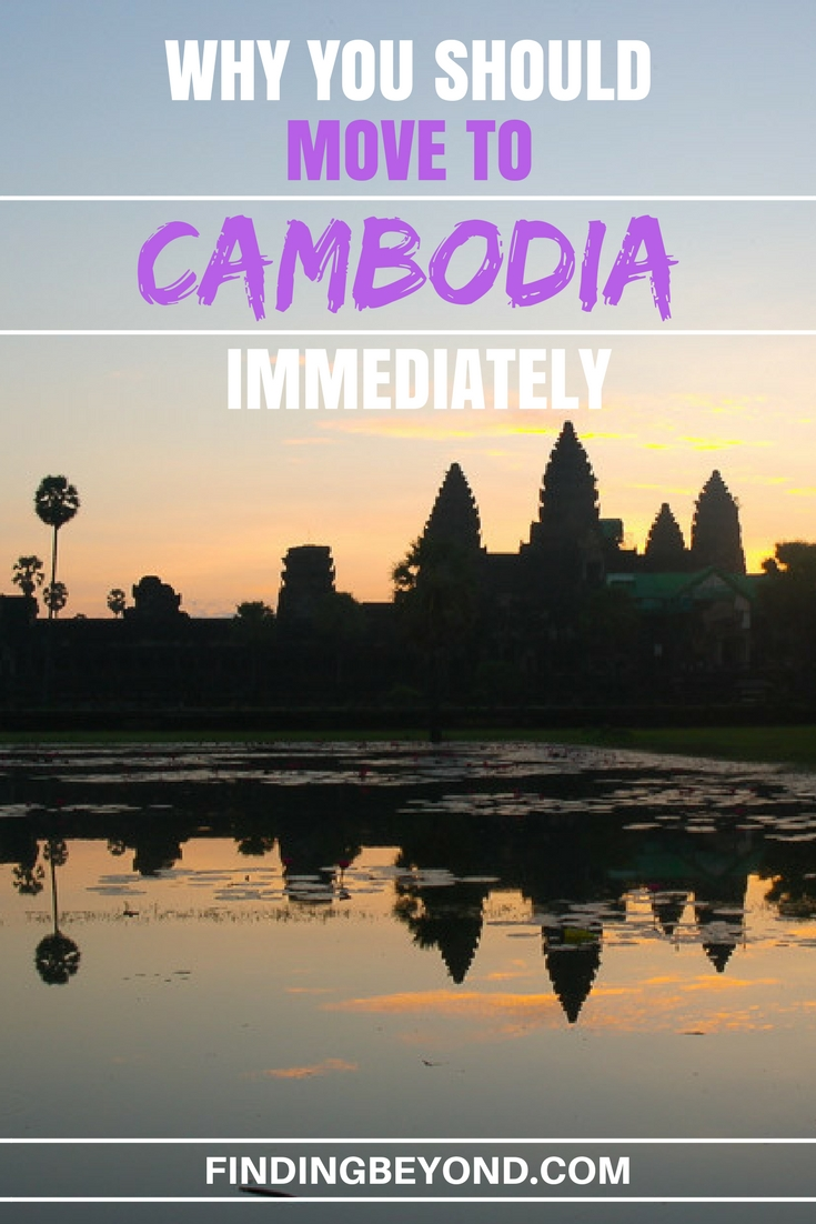 Thinking of a move to Cambodia? Then check out this post for information on what it's like to live in the SE Asian country by someone who's done it.