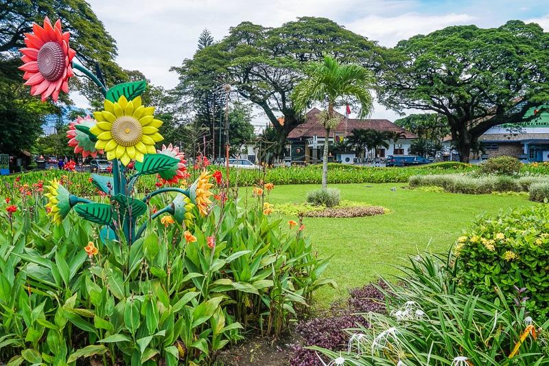 Alun Alun Tagu Things To Do In Malang City Malang Itinerary Java