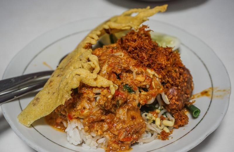 Nasi Pecel Things To Do In Malang City Malang Itinerary Java