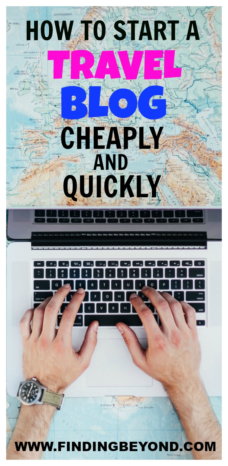 If you're looking to start your own travel blog then follow our quick How to Start a Travel Blog guide to get blogging today at the cheapest cost.