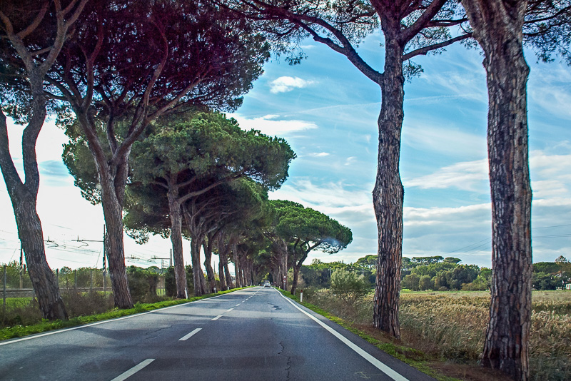 Italian Road Trip Italy Drives Via Aurelia