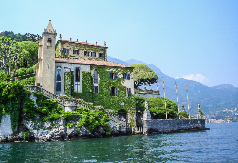 Italian Road Trip Itlay Drives Lake Como