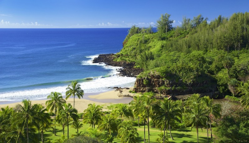 Hawaii which island to visit Kauai