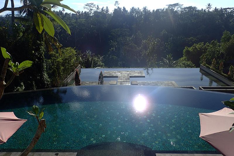 Jannata resort pool