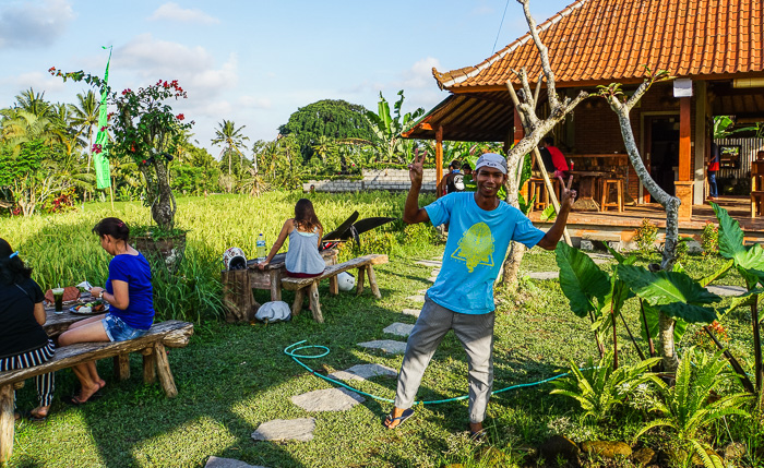 how to find and rent a long term villa in ubud bali
