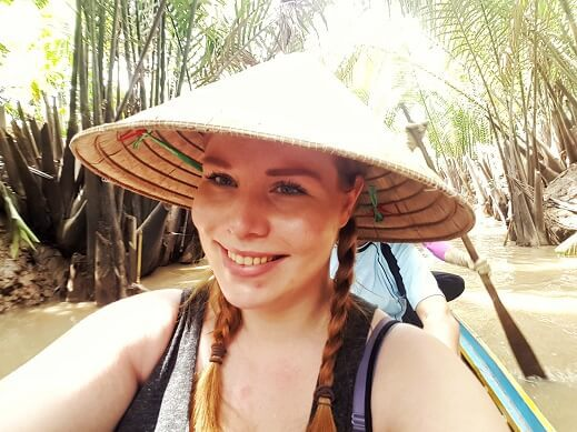 living in vietnam as a digital nomad Mekong