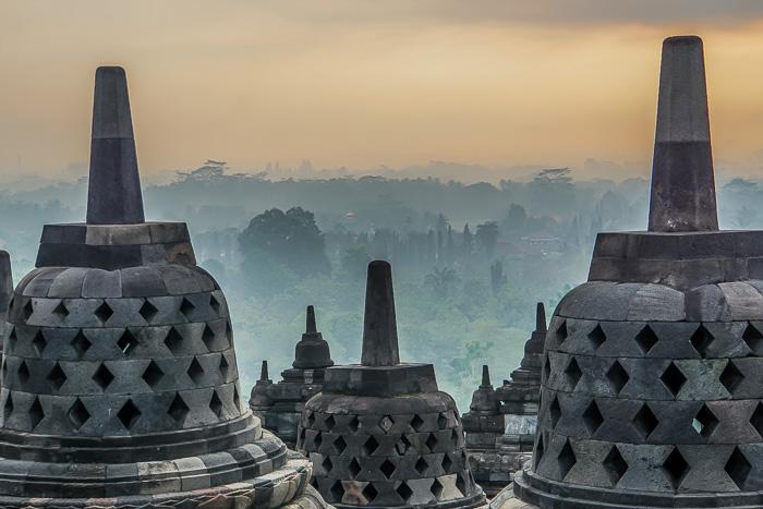 temple of borobudur sunrise java diy guide
